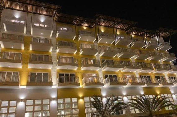 Reforma do Vidam Hotel Aracaju   Paraguaçu Engenharia