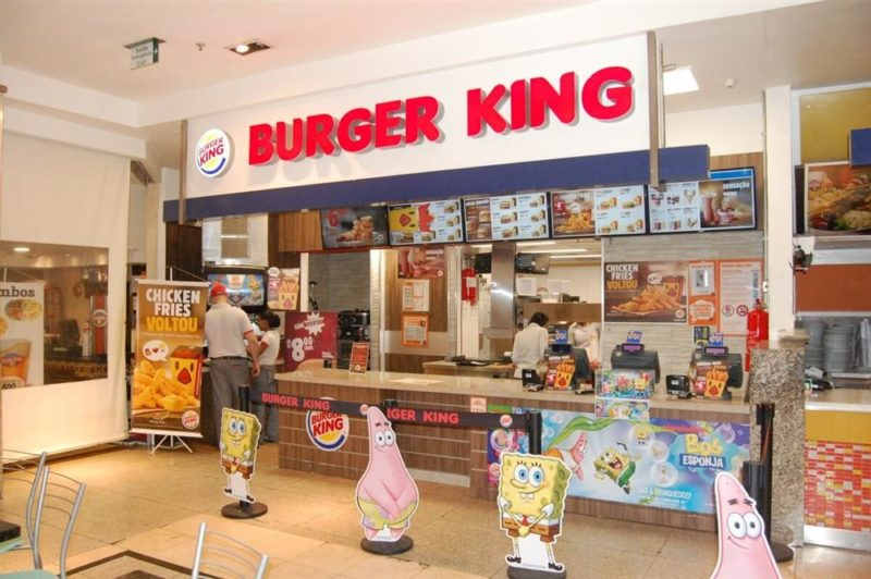 Burger King - Shopping da Bahia | Paraguaçu Engenharia