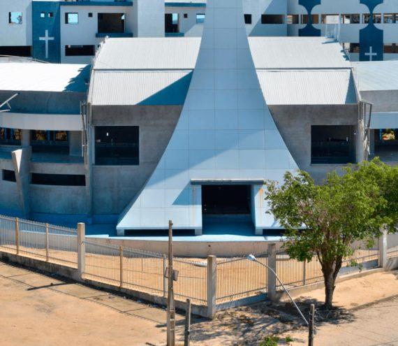 Catedral - Teixeira de Freitas (BA) | Paraguaçu Engenharia