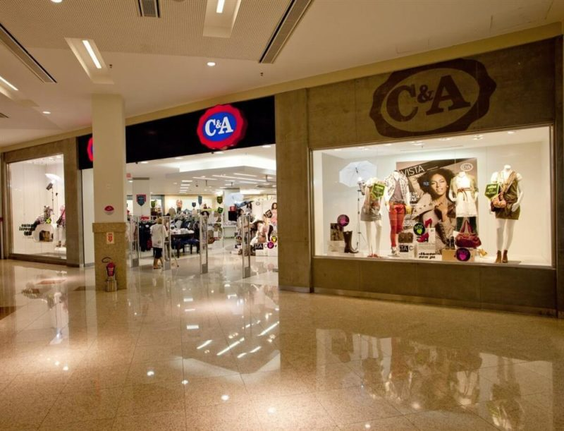 C&A - Salvador Norte Shopping (BA)   Paraguaçu Engenharia