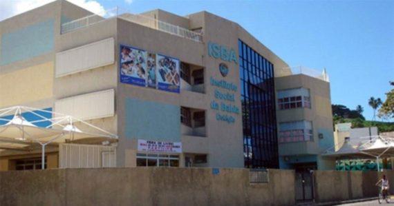 Colégio ISBA - Salvador/BA   Paraguaçu Engenharia
