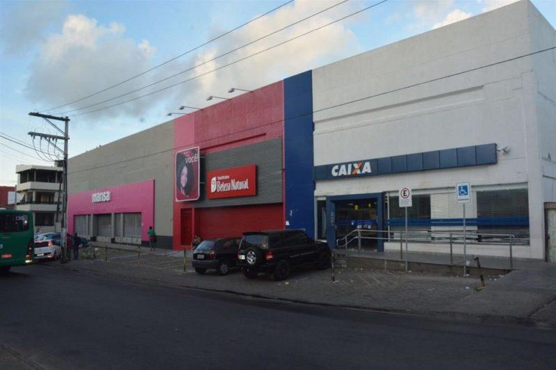 Centro Comercial Pau da Lima | Paraguaçu Engenharia