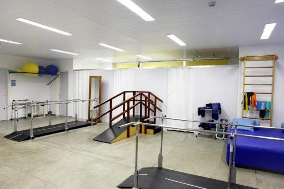 Centro de Reabilitação do Idoso (CREASI)   Paraguaçu Engenharia