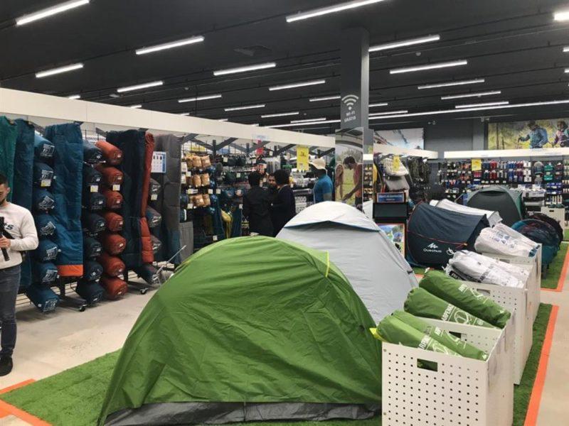 Decathlon Shopping Dom Pedro | Paraguaçu Engenharia