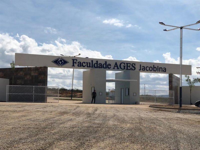 Faculdade AGES - Jacobina (BA)