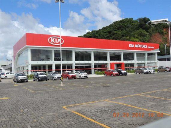 KIA Motors - Itapuã - Salvador/BA | Paraguaçu Engenharia