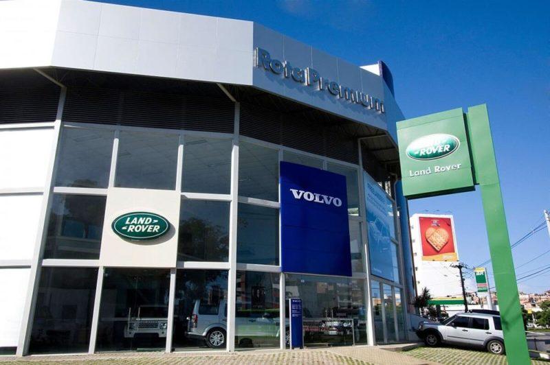 Land Rover - Rota Premium | Paraguaçu Engenharia