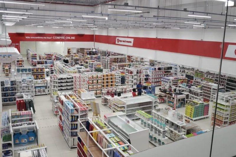 Reforma Loja Le Biscuit Bonocô - Salvador/BA | Paraguaçu Engenharia