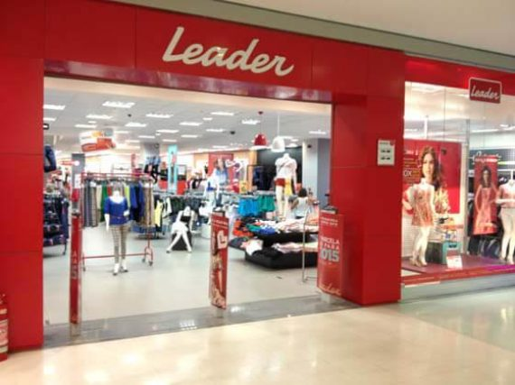 Leader - Salvador Shopping (BA) | Paraguaçu Engenharia