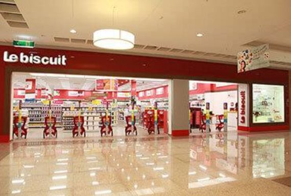 Le Biscuit - Shopping Bella Vista - Salvador/BA | Paraguaçu Engenharia