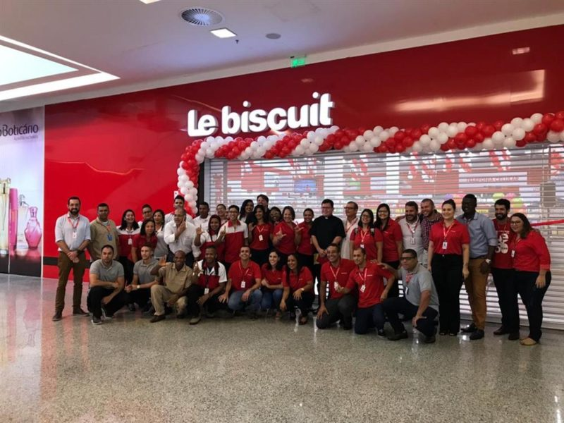 Le Biscuit - Boulevard - Camaçari/BA   Paraguaçu Engenharia
