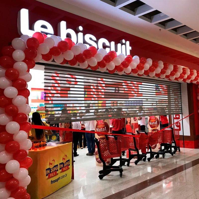 Le Biscuit - Shopping Metre Alvaro - Serra (ES) | Paraguaçu Engenharia