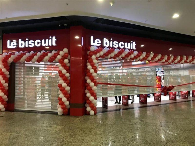 Le Biscuit - Shopping Praia da Costa - Vila Velha/ES