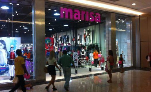 Loja Marisa - Shopping Passeio das Águas (GO) | Paraguaçu Engenharia