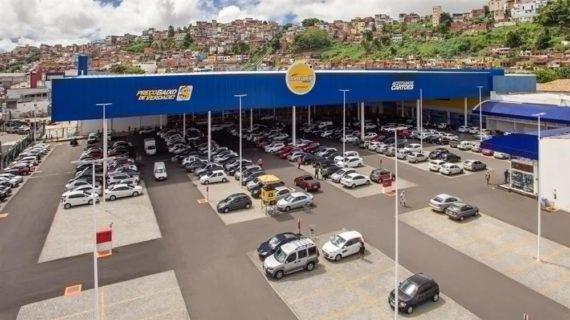 Mercantil - Cidade Nova/BA   Paraguaçu Engenharia