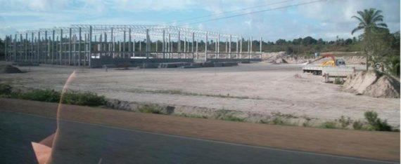 Pepsico - Feira de Santana/BA   Paraguaçu Engenharia
