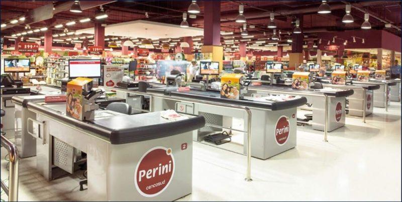 Perini - Shopping Rio Mar - Recife/PE | Paraguaçu Engenharia