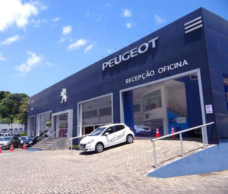 Peugeot Merci | Paraguaçu Engenharia