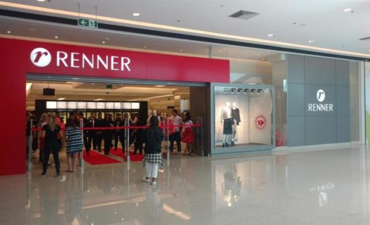 Renner Shopping Cerrado | Paraguaçu Engenharia