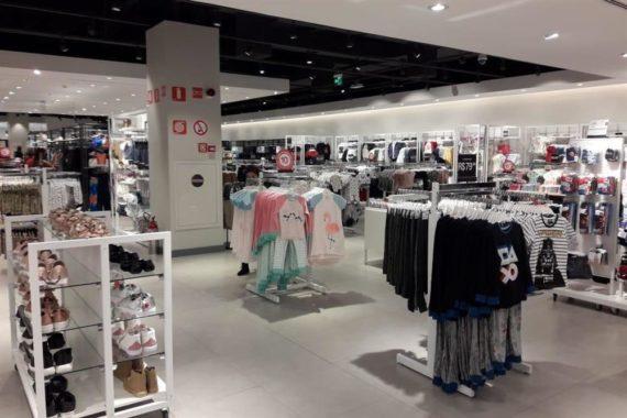 Obra Renner - Shopping Jatahy - Goiás   Paraguaçu Engenharia
