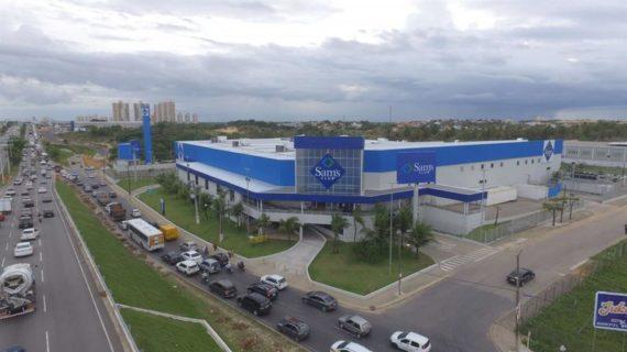 Sam's Club Natal/RN   Paraguaçu Engenharia