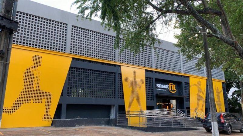 Smart Fit Itaigara - Salvador (BA) | Paraguaçu Engenharia
