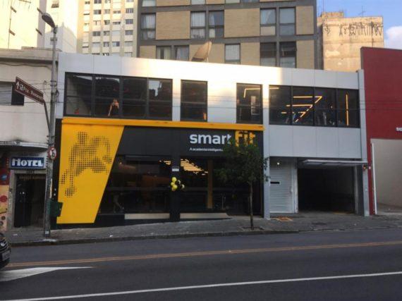 Smart Fit Augusta - São Paulo/SP | Paraguaçu Engenharia