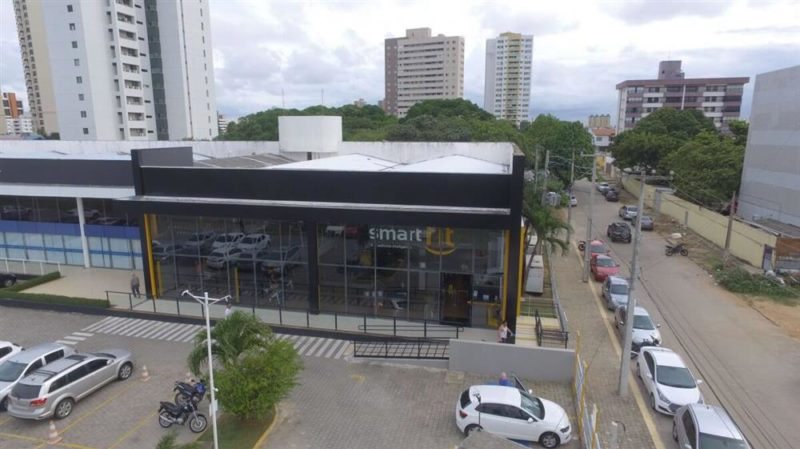 Smart Fit - Capim Macio - Natal/RN   Paraguaçu Engenharia