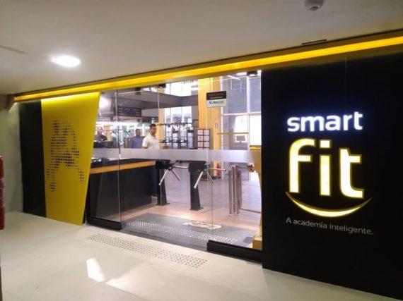 Smart Fit Imbuí - Salvador/BA | Paraguaçu Engenharia
