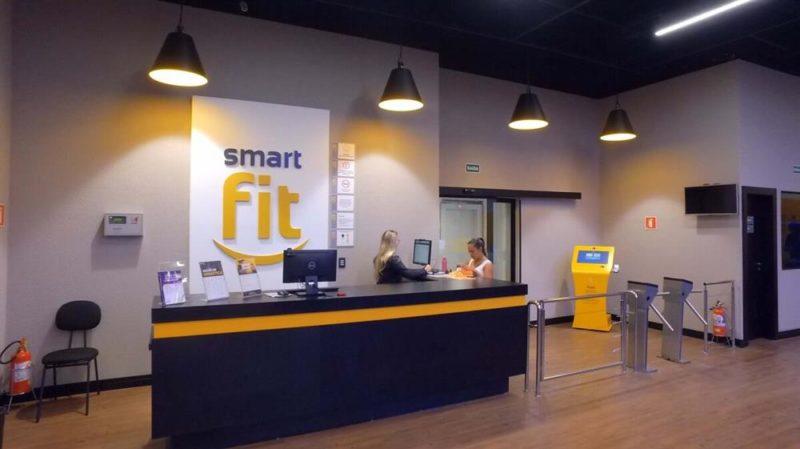 Smart Fit - Partage - Norte Shopping - Fortaleza/CE   Paraguaçu Engenharia