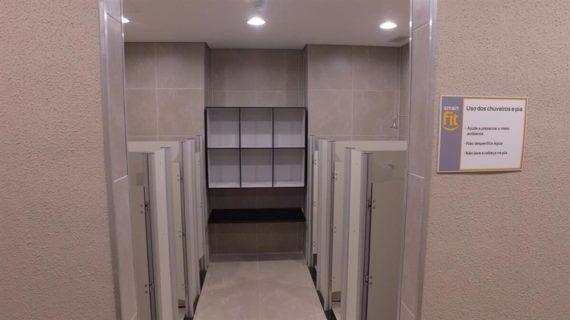 Smart Fit - Partage - Norte Shopping - Fortaleza/CE | Paraguaçu Engenharia