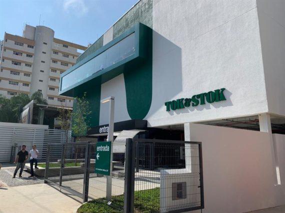 Tok&stock Santos (SP) | Paraguaçu Engenharia
