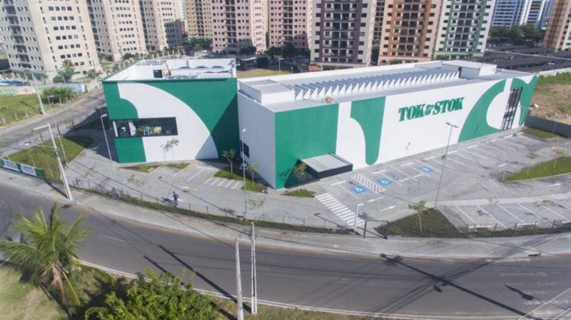 Tok&Stok - Shopping Poty - Terezinha/PI | Paraguaçu Engenharia