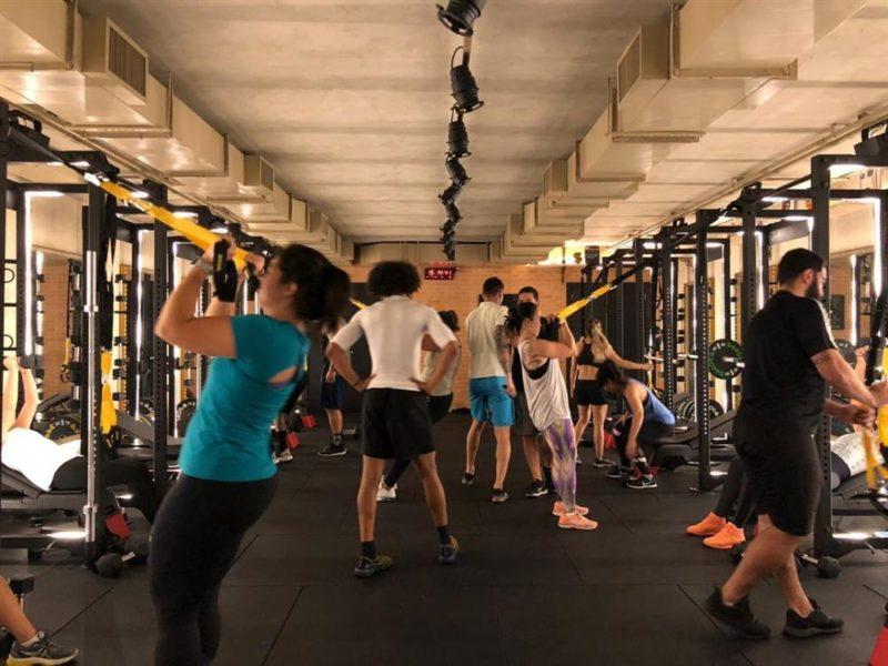 Tônus Gym | Paraguaçu Engenharia